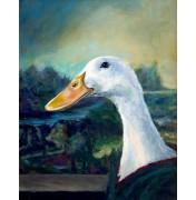 Mona Lisa Duck