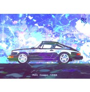 Pop Porsche 964 Coupe 1988