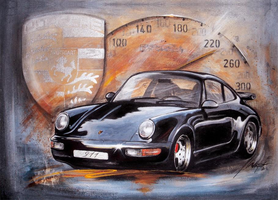 Porsche Turbo 964 (1988)