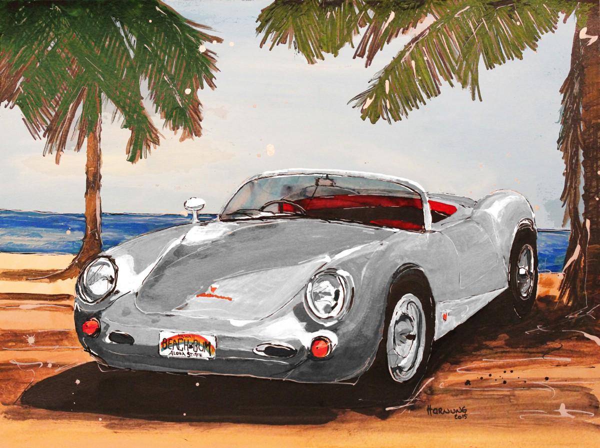 James Dean 550 Spyder