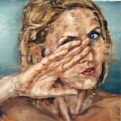 Cesar Biojo: Original-Ölbild Crumpet 1, 2012