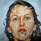 Cesar Biojo Original-Ölbild Marta 7, 2012