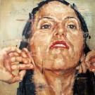 Cesar Biojo Original-Ölbild Marta 9, 2012