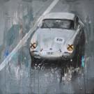 Racing Porsche 356