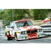 Schnitzer BMW 3.0 CSL 1975 beim Grand Prix Brno