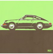 Porsche 911 Light Green 1963 - Typ 901 C09 9/25