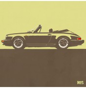Porsche 911 Beige 1983 - SC Cabrio 1983 C16 16/25