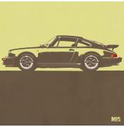 Porsche 911 Beige 1974 Turbo - C16 6/25