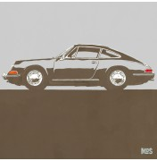 Porsche 911 Light Grey 1963 - Typ 901 C21 21/25