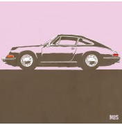 Porsche 911 Light Pink 1963 - Typ 901 C25 25/25
