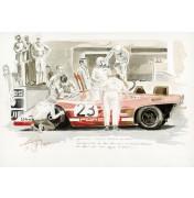 Porsche 917 K Le Mans 1970