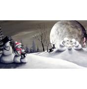 Wie die kleinen Schneemänner entstehen (Snowman Sex 2.0)