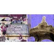 Tour Eiffel  Champs Elysees