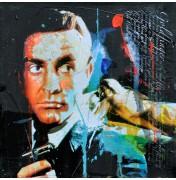 Sean Connery - James Bond Goldfinger