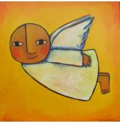 Helga Hornung: Engel der Leichtigkeit, 2011