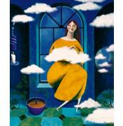 "Carlos C. Lainez: ""Wolkenfabrik"", komplettes Motiv"