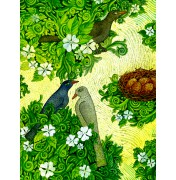 "Jane Lebedeva: ""Islands"", komplettes Motiv"