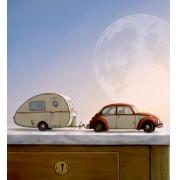 "Joachim Lehrer: ""Die Traumreise"", Detail"