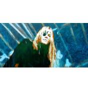 Verena Lettmeyer: Kill Bill - Elle Driver (Daryl II), komplettes Motiv, handsigniert