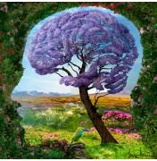 "Igor Morski: ""Four Seasons: Spring"", komplettes Motiv mit Signatur rechts unten"