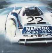 Getting Close Martini Porsche 917K No. 22