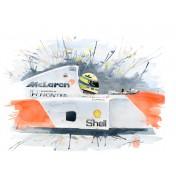 Ayrton Senna, McLaren Honda 1992