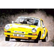 Porsche 911-1965 - European Historic Rally