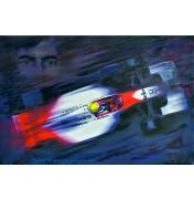 Ayrton Senna im McLaren MP4/51990
