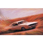 Fluchtpunkt San Francisco - Dodge Challenger R/T Coupé 1970