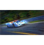Gulf Porsche 917K - 24h Le Mans mit  Steve McQueen