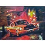 Cruising Night - Shelby Mustang  GT 350 R 1965