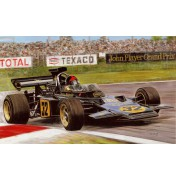 Emerson Fittipaldi - Ford Lotus  John Player Special 1972