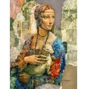 "Alexander Sigov: ""Compliment to Leonardo"", komplettes Motiv"