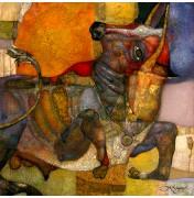 "Alexander Sigov: ""Taurus"", komplettes Motiv"