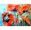 Gerard Hendriks: Poppies. Komplettes Motiv.