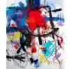 "Alberto Saka: ""Red Sun - Blue Sky"", komplettes Motiv"