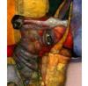 "Alexander Sigov: ""Taurus"", Detail"