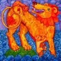 Die Löwenmutter in der Flut