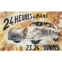 Porsche 356 Le Mans 1951