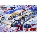 Porsche 956 - Le Mans 1982 Winning Car