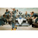 Nelson Piquet - Team Brabham 1988