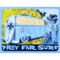 Pray For Surf - Custom VW Bus Bulli T1
