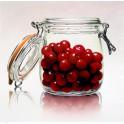 Kirschen im Weck-Glas – cherry jar