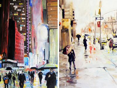 New-York-London-Rain-Irene-Mischak