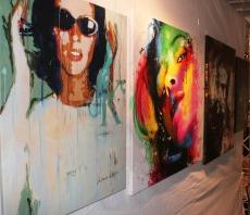 Pop Art Kunstwerke von Artfan