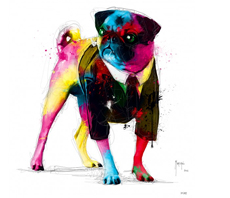 Agent Frank von Patrice Murciano Pop Art Kunst kaufen