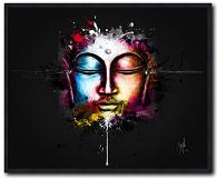 Stillleben von Patrice Murciano mit Namen Zen Pop als Original als Acrylbild aus 2012