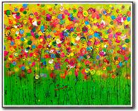 blumen Mein Garten von Paul Megens