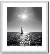 Fotografie von Klaus Ender - Der Sonne entgegen