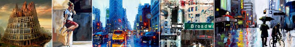 City Stadt Urban Bilder kaufen von Artfan